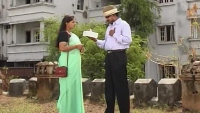 A Still from Amrutham Episode 29