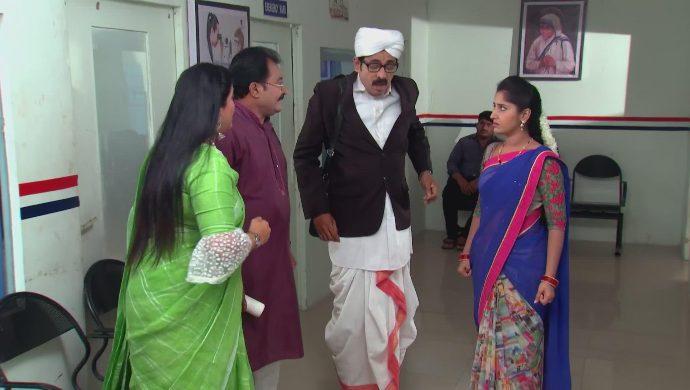 Chandrika-Prasad, Manga and Chary in Kalyana Vaibhogam
