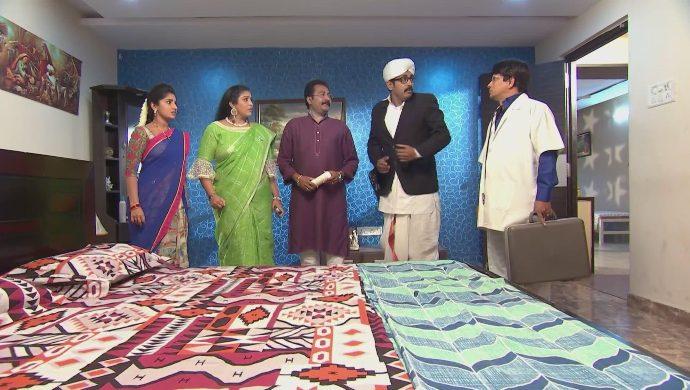 Manga, Chary and others in Kalyana Vaibhogam