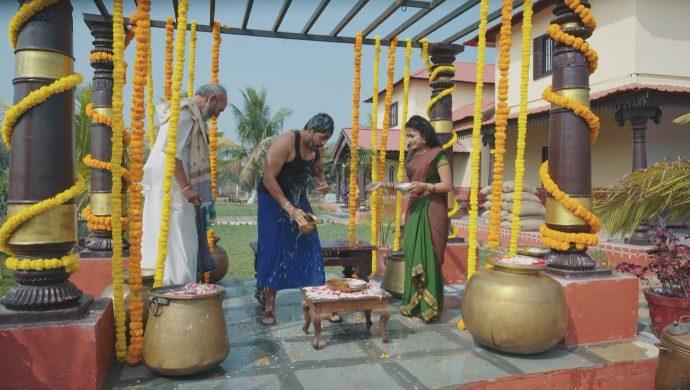 Sarsu, Rahul and Peddayyina in No 1 Kodalu