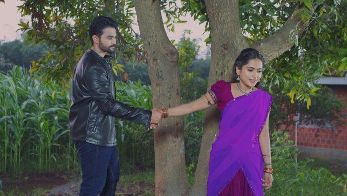 Sarsu and Rahul in No 1 Kodalu