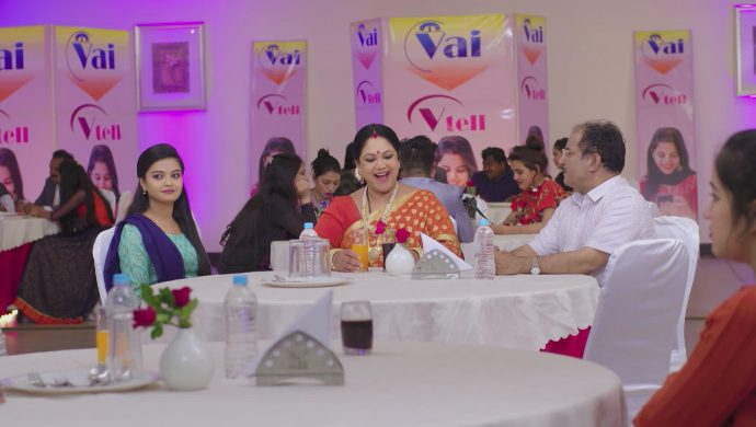 Anu, Subbu, Padma in Prema Entha Madhuram