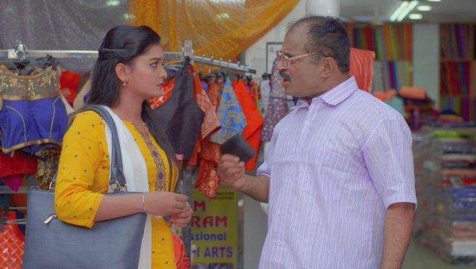 Anu and Subbu in Prema Entha Madhuram