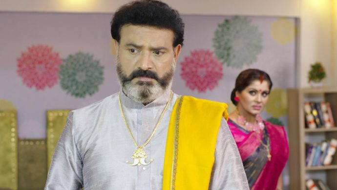 Arunbabu and Vagdevi in No 1 Kodalu