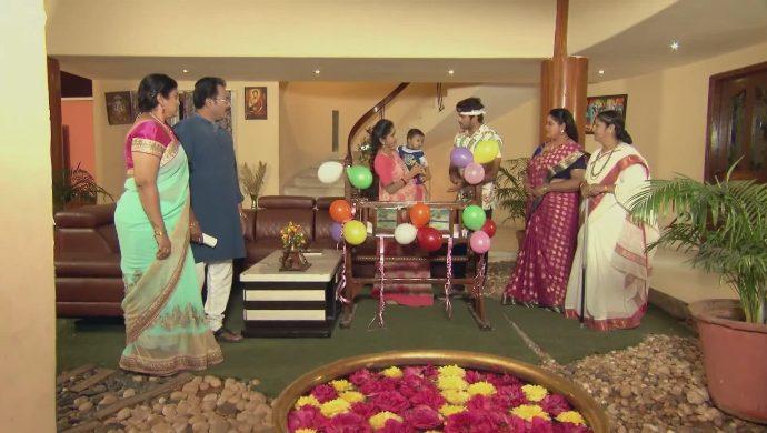 Everyone at home in Kalyana Vaibhogam