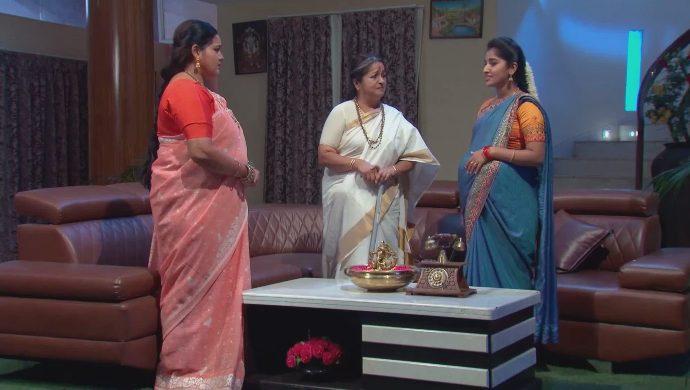 Jeji, Kalpana and Manga in Kalyana Vaibhogam