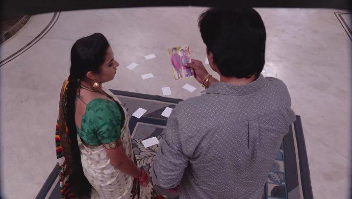 Mrudula and Krishna Prasad in Ninne Pelladatha