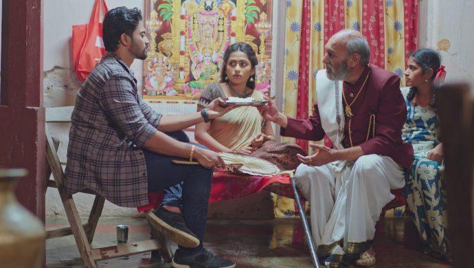 Rahul, Peddayyina and Sarsu in No 1 Kodalu