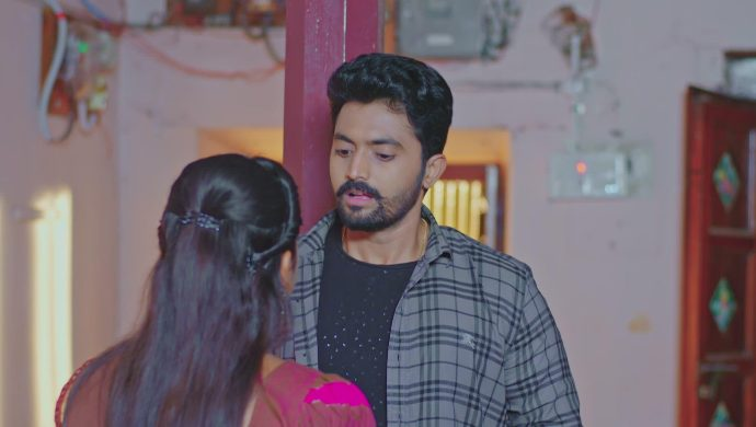 Rahul and Sarsu in No 1 Kodalu