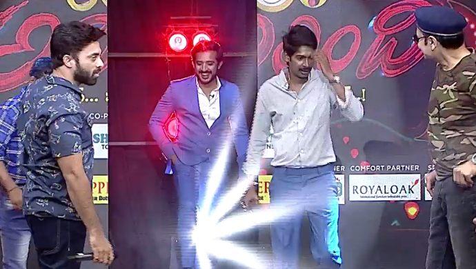 Ravi in Adhirindi Episode 11