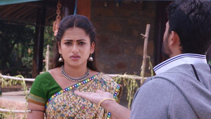 Sarsu and Rahul in No 1 Kodalu