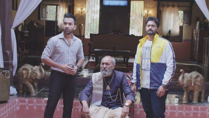 Teja, Peddayyinna and Rahul in No 1 Kodalu
