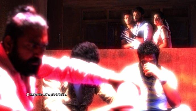 Aditya, Vikram, Dharani in Akka Chellellu