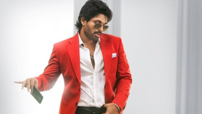 Allu Arjun (Source: Twitter)