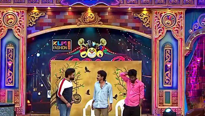 Gully Boyz and Pradeep in Adhirindi Episode 14