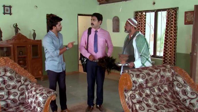 Jai, Chary and the fakir in Kalyana Vaibhogam