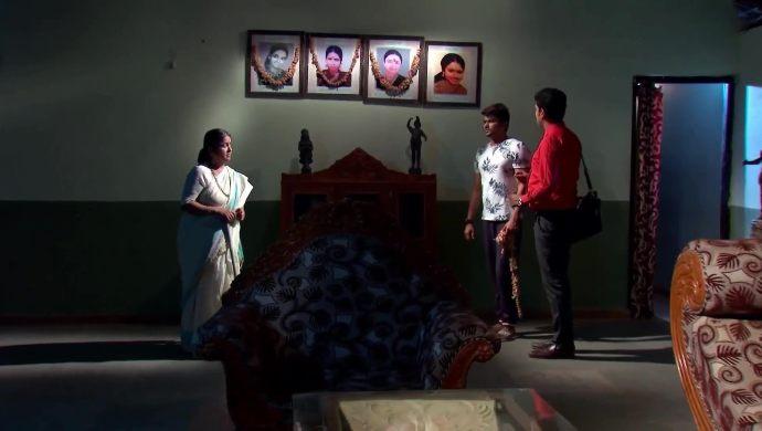 Jeji, Jai and Chary in Kalyana Vaibhogam