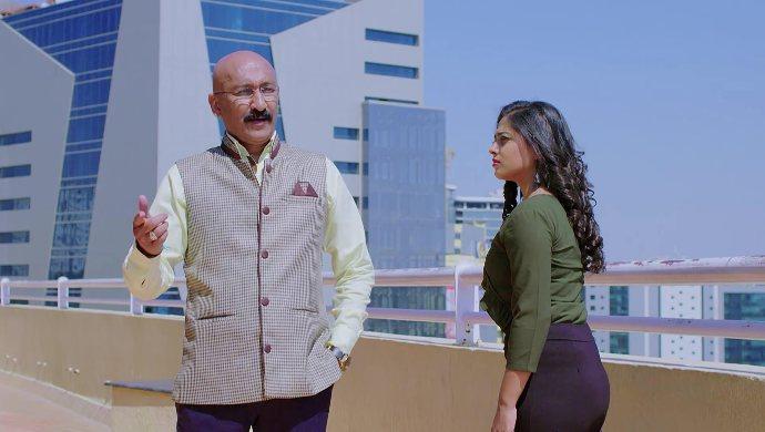 Jende and Mira in Prema Entha Madhuaram