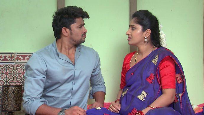 Manga and Jai in Kalyana Vaibhogam