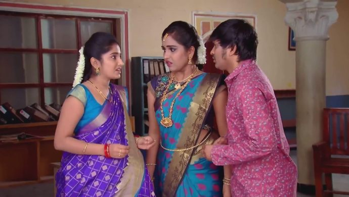 Manga with Sam and Chaitu in Kalyana Vaibhogam