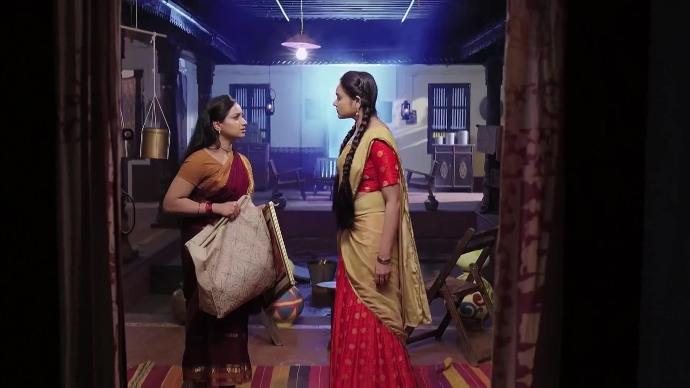 Nayani and Sumana in Trinayani