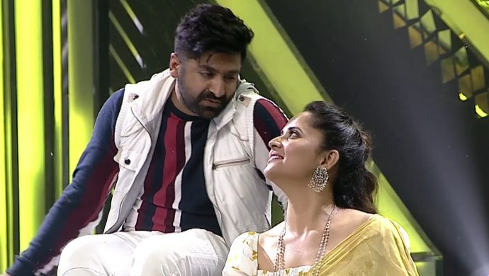Shekar Master and Anasuya Bharadwaj in Local Gangs Episode 15