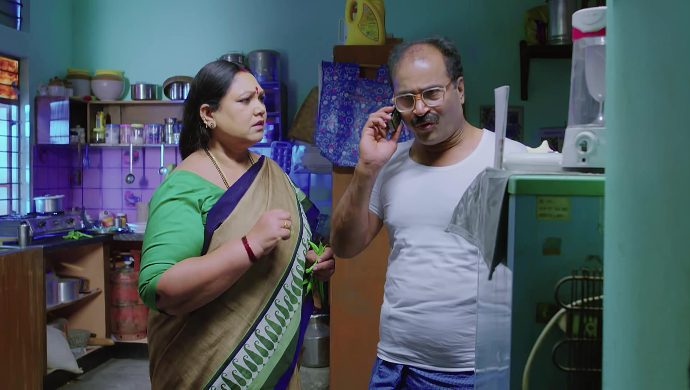 Subbu and Padma in Prema Entha Madhuram