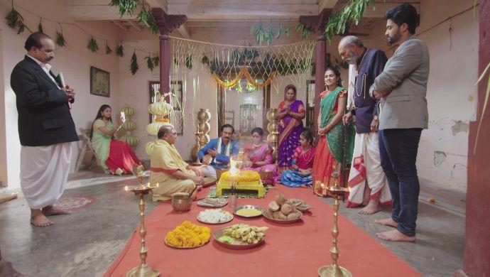 Sundaram and Nagamani in No 1 Kodalu