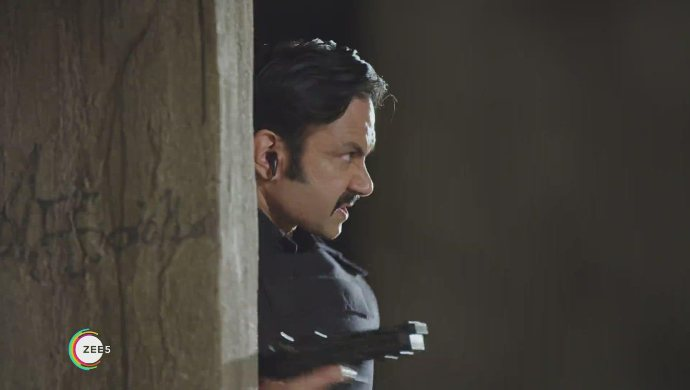 A Still from Police Diary 2.0