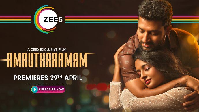 AmruthaRamam poster