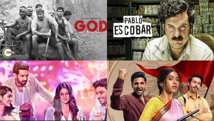 Dubbed ZEE5 originals in Telugu