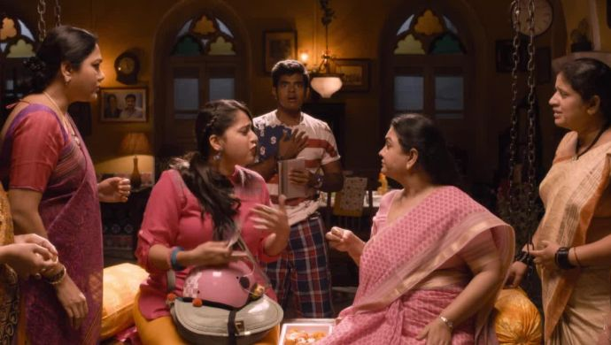 Urvashi and Anushka in Size Zero