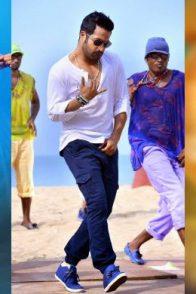 World Dance Day - Allu Arjun, Jr NTR, Ram Charan