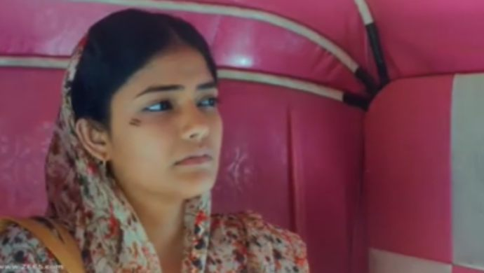 Kalpika Ganesh as Ruby Shabana in Loser