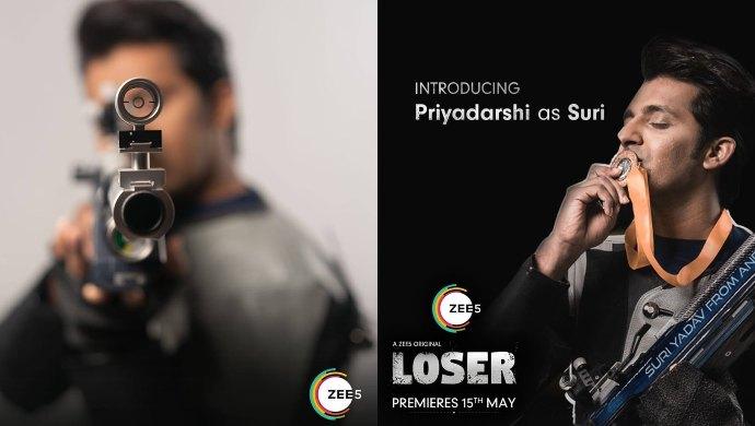 Priyadarshi in Loser