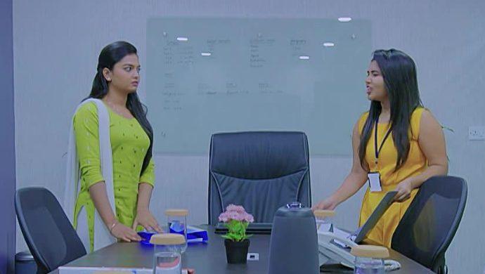 Anu and Swapna in Prema Entha Madhuram