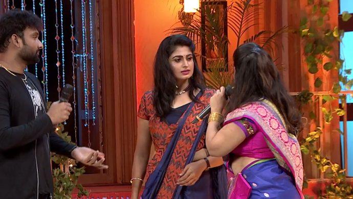 Chaithra, Madhu, Sunaina at Vinodaniki Ahvanam