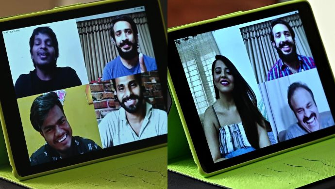 Lockdown Talks With Ravi Highlights