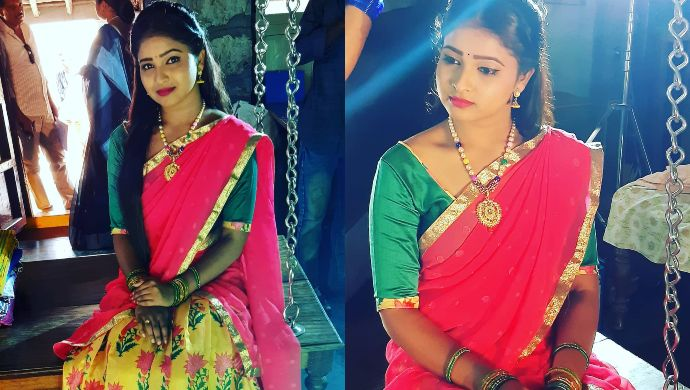Parmeshwari Reddy as Prabha in No 1 Kodalu
