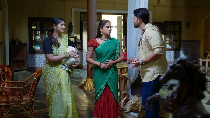Sarsu, Thayaru and Rahul in No 1 Kodalu