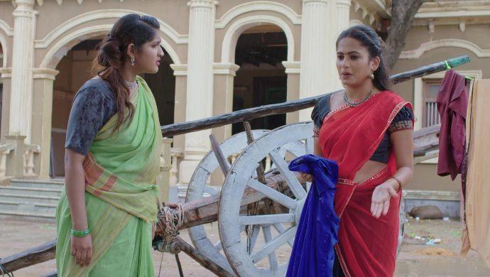 Sarsu and Thayaru in No 1 Kodalu