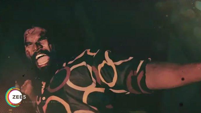 A still from the trailer of Meka Suri