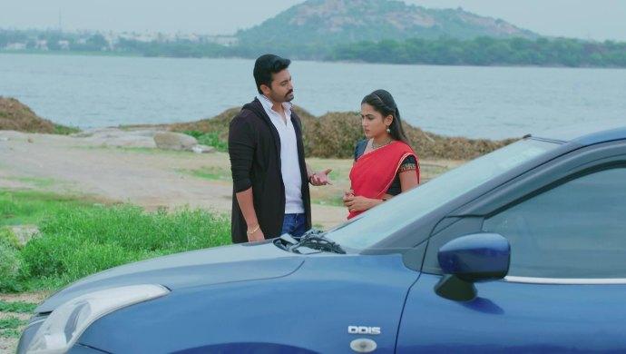 Rahul and Sarsu in No 1 Kodalu