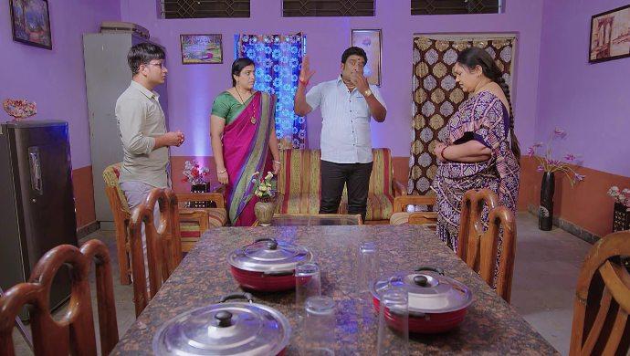 Sampath, Rajini, Raghupathi, Padma in Prema Entha Madhuram