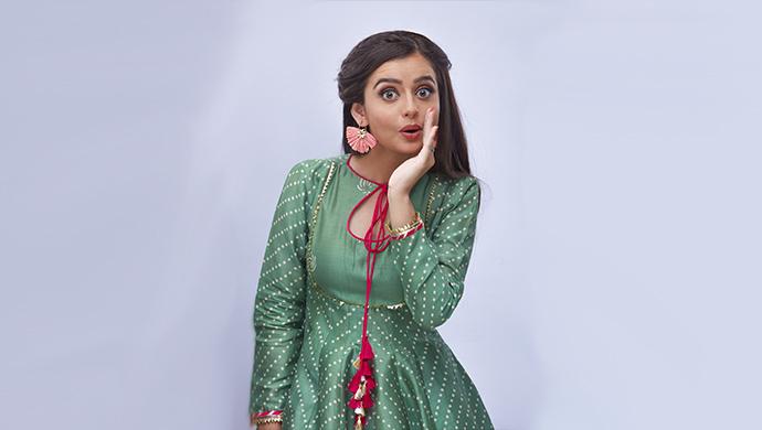 Paakhi In Hamari Bahu Silk