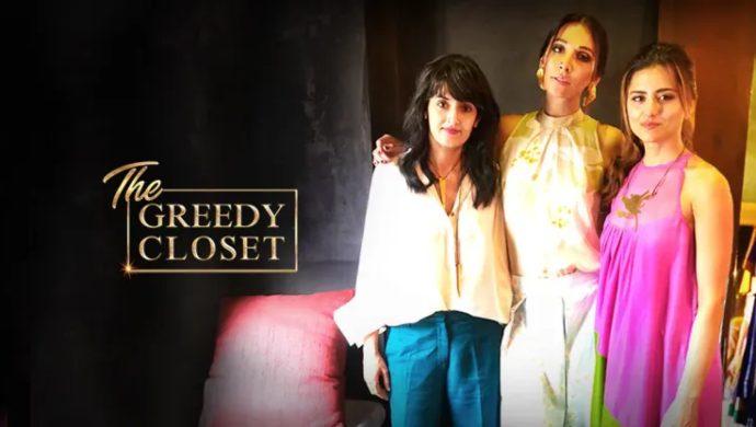 Ridhi Dogra on The Greedy Closet