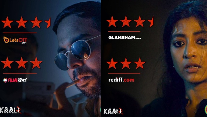Kaali 2 reviews on ZEE5