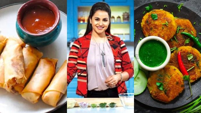 Evening snack recipes by Gurdip Punjj