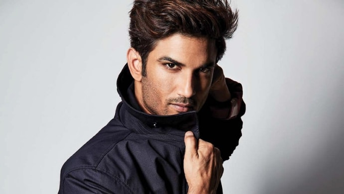 sushant singh rajput during a magazine photoshoot