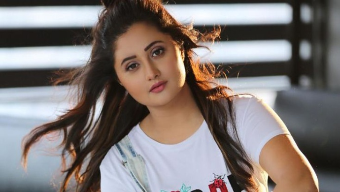 Rashmi Desai Birthday throwback on Zee TV